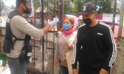 Suspenden actividades en tianguis de Magdalena Contreras