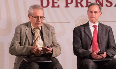 Pide PRD la renuncia de Alcocer y López-Gatell Ramírez