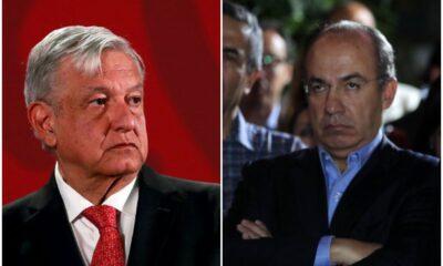 """Calderón responde a AMLO: """"yo no ando saludando a la mamá de 'El Chapo'"""""""