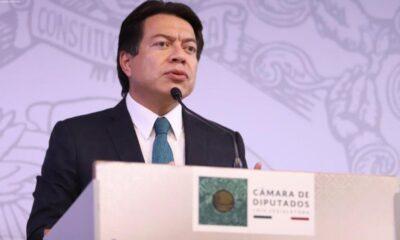 Morena dispuesto a enjuiciar a ex presidentes, señala Mario Delgado