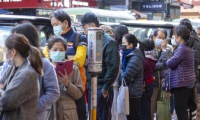 Detectan en Hong Kong al primer reinfectado por Covid-19