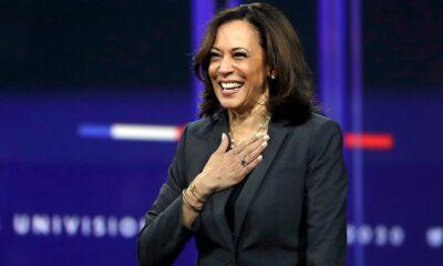 Kamala Harris será la candidata a vicepresidenta de Joe Biden