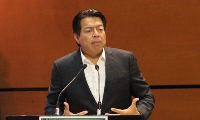 Mario Delgado propone que Canal del Congreso transmita clases de la SEP