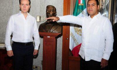 Morena da presidencia del Senado a exsecretario de Gobierno de Manuel Velasco