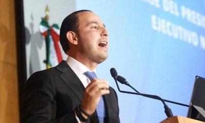 """Pide Marko Cortés a AMLO informe """"con la verdad y sin demagogia"""""""