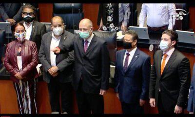 Senado designa a Rubén Jesús Lara como presidente de la sala regional del TEPJF