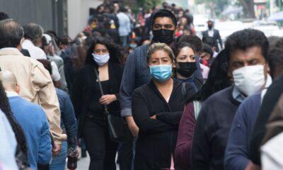 Salud detecta 443 mil 813 casos y 48 mil 012 muertes por Covid-19