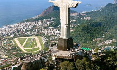 Brasil reactiva el turismo; reabren el Cristo Redentor de Río