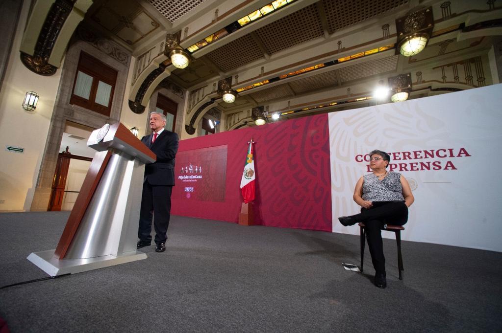 AMLO da hasta octubre para renunciar a funcionarios que busquen candidaturas para 2021
