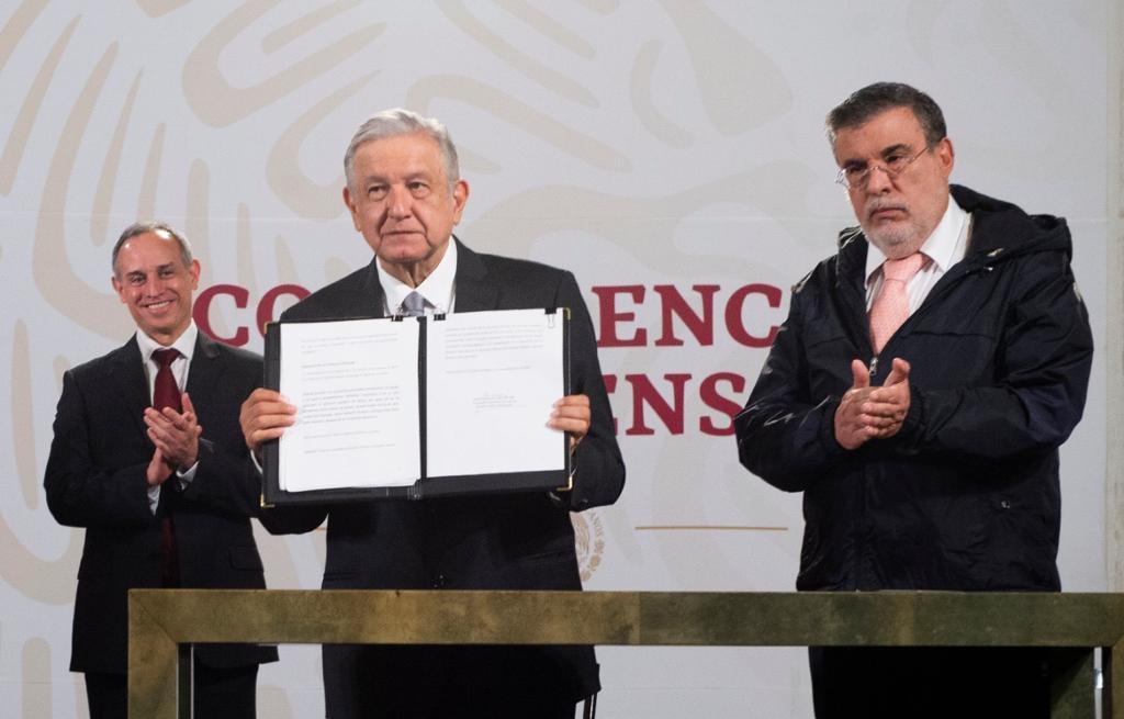 AMLO solicita formalmente consulta sobre enjuiciar a expresidentes