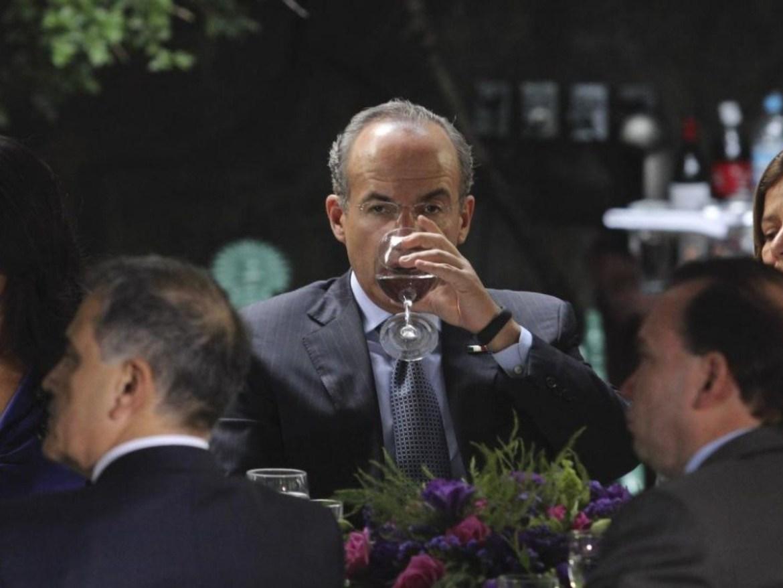 Calderón reta a AMLO a presentar ante la FGR pruebas contra ex presidentes
