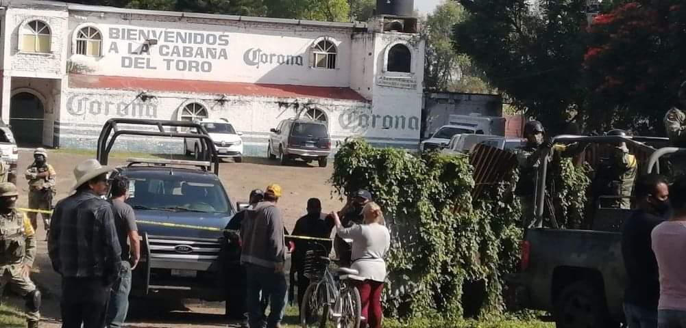 Ataque en bar de Guanajuato deja 11 muertos; presunta extorsión por el CJNG