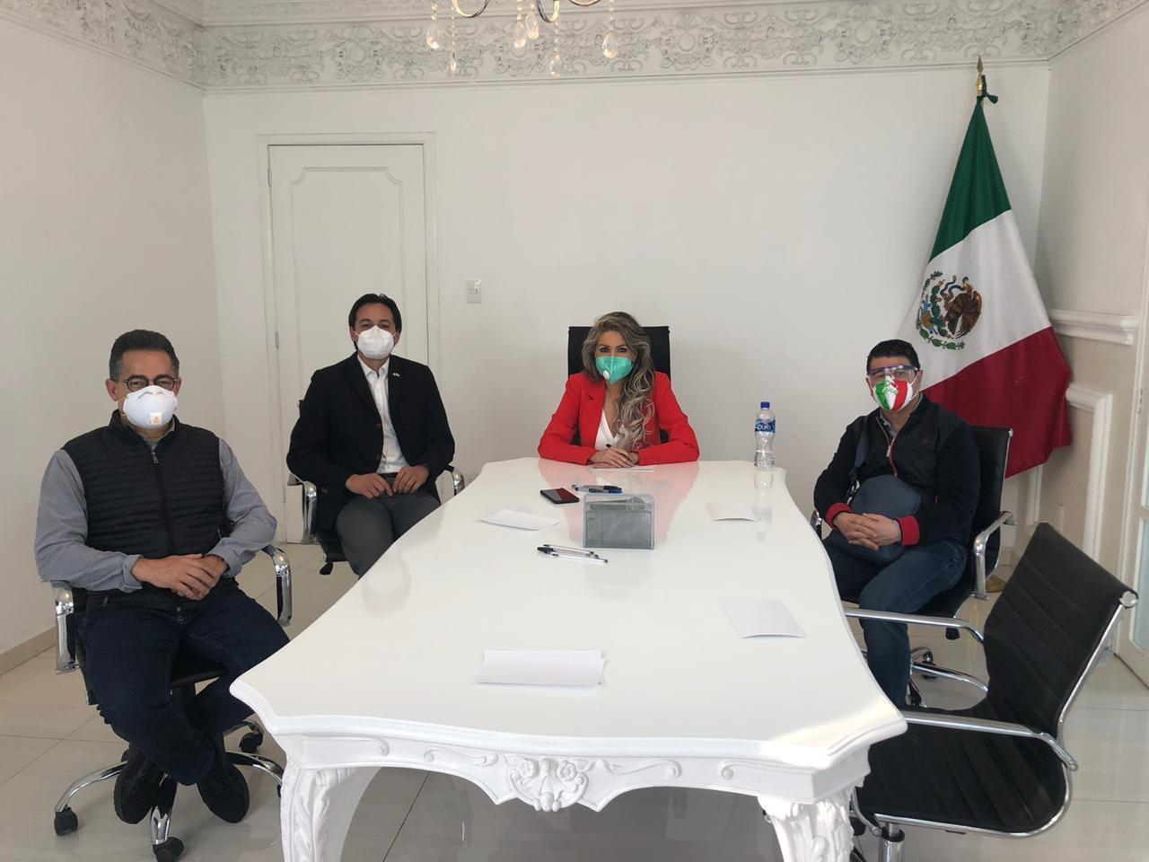 Con Leonel Luna de operador, PRI-PAN-PRD afianzan frente en la CDMX