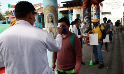 Salud presenta 671 mil 716 infecciones y 71 mil 049 defunciones por Covid-19