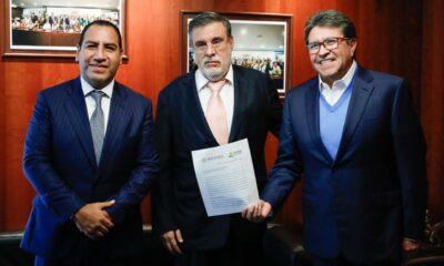 Solicitud de #JuicioAExpresidentes llega al Senado, ¿ahora qué sigue