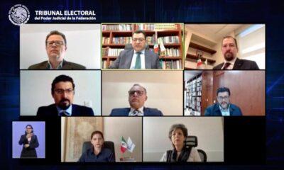 TEPJF confirma lineamientos de INE para votación interna de Morena