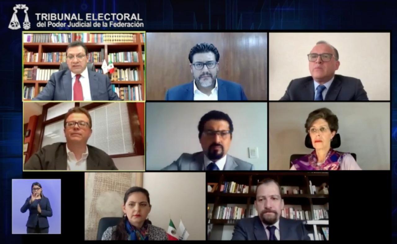 TEPJF ordena al INE definir difusión de informe de Sheinbaum en Hidalgo