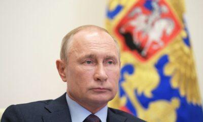 Nominan a Vladimir Putin al Premio Nobel de la Paz
