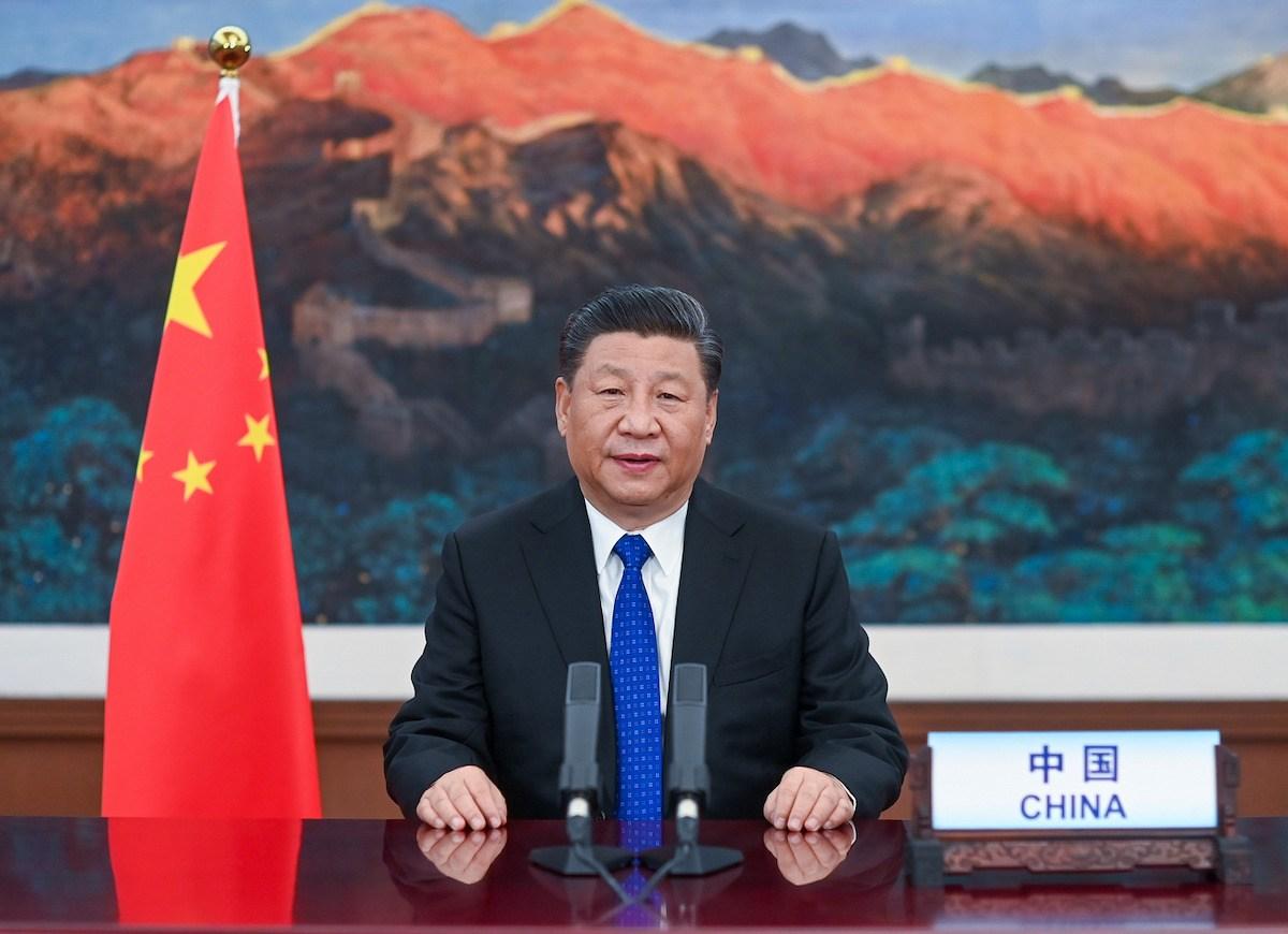 El presidente Xi Jinping dice que es impopular buscar el unilateralismo y hegemonía