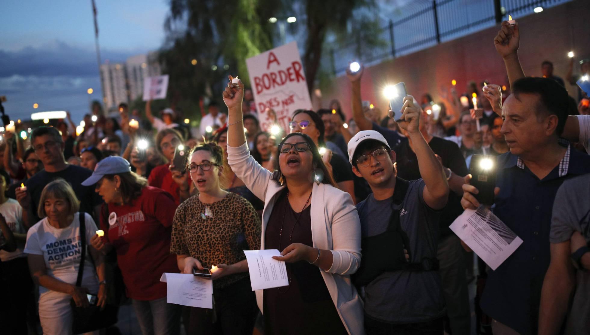 """Consideraron en EU usar el """"rayo de calor"""" para dispersar manifestantes"""