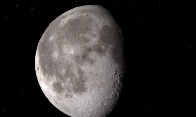 NASA confirma agua en la Luna
