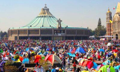 Cancelan en la Basílica celebraciones del 11 y 12 de diciembre