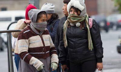 Conagua prevé bajas temperaturas por llegada de frente frío número 7
