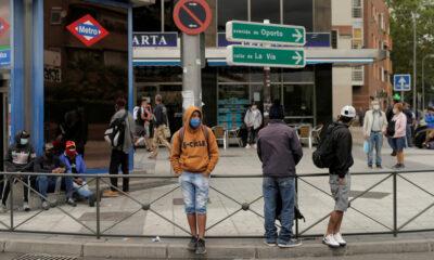 COVID-19 Madrid es declarada en estado de alarma 2
