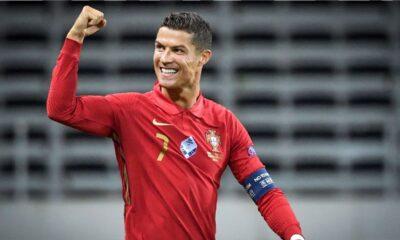 Cristiano Ronaldo da negativo a pruebas Covid; regresa a la cancha