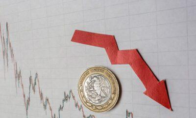 Inegi reporta baja de 6.9% en la actividad económica de México