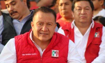 Fallece por Covid-19 Felipe Hernández, presidente municipal electo
