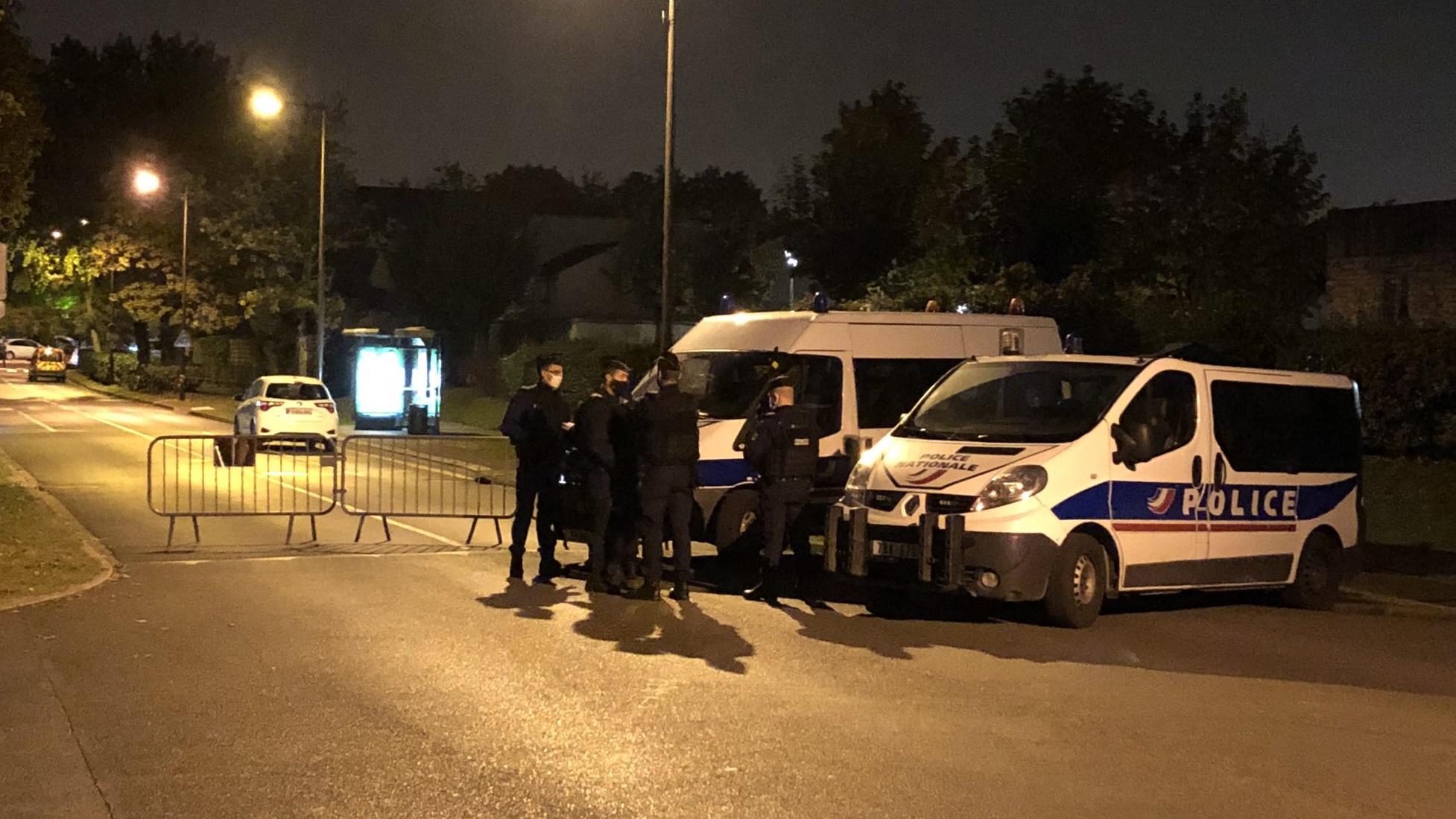 Francia ataque terrorista maestro