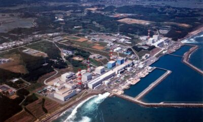 Japón decide liberar agua radiactiva tratada de Fukushima al mar