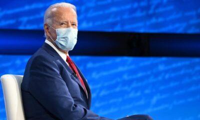 Joe Biden vota de manera anticipada por su candidatura a la presidencia