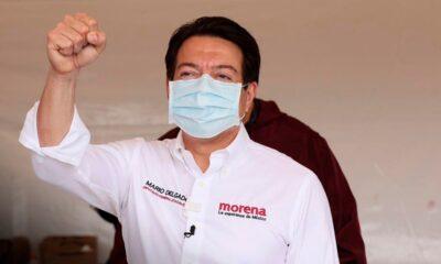 INE declara a Mario Delgado nuevo presidente de Morena