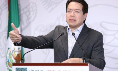 Mario Delgado afirma que Morena seguirá siendo instrumento de lucha para el pueblo