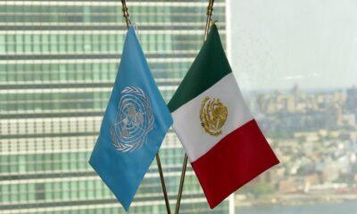 México es electo miembro del Consejo de DDHH de la ONU