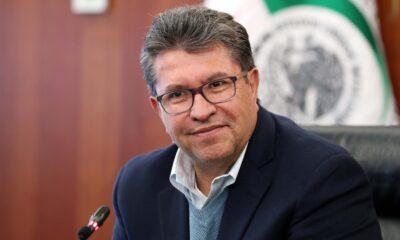 Ricardo Monreal pide que se deje hacer el trabajo legislativo