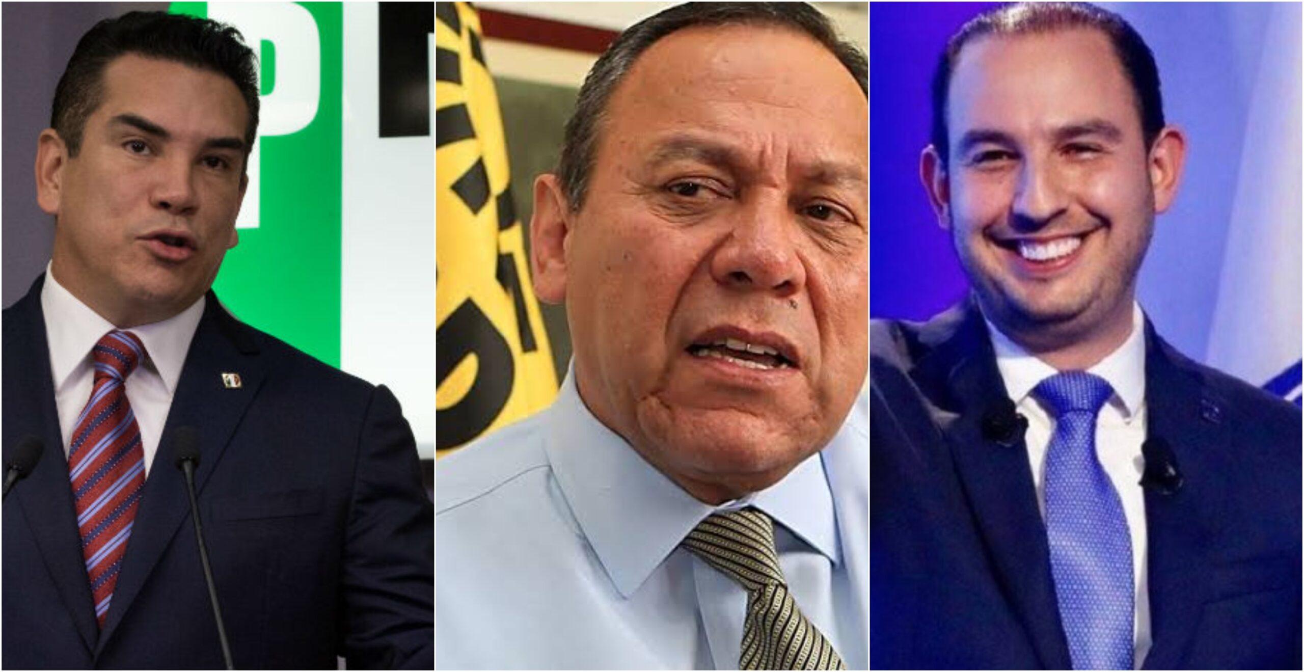 4 partidos se alían con Sí por México; 6 rechazan la invitación
