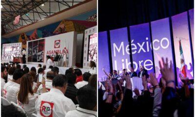 TEPJF realizará sesión para confirmar o negar registro a México Libre y RSP