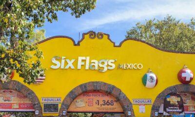 Six Flags reabrirá sus puertas el 23 de octubre