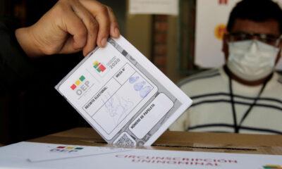 Culminan elecciones en Bolivia; gobierno reporta proceso pacífico