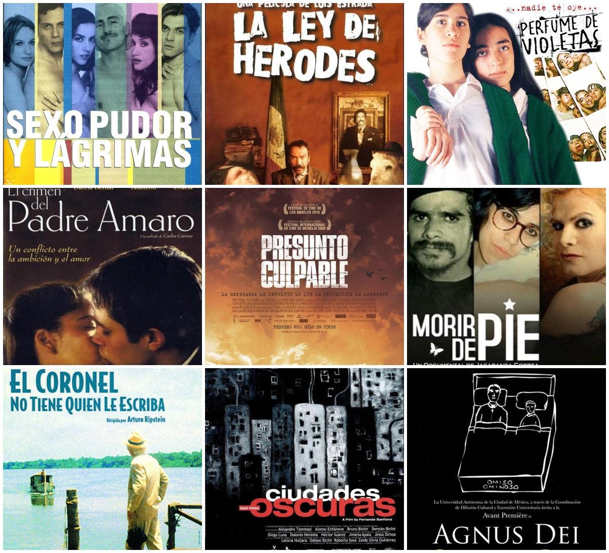 25 películas producidas con fideicomisos que has visto (o deberías ver)