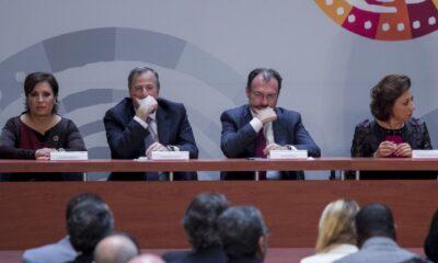 'Estafa Maestra', para campañas de Meade y Del Mazo, adelanta defensa de Robles