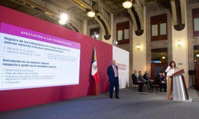 AMLO presenta reforma para prohibir la subcontratación