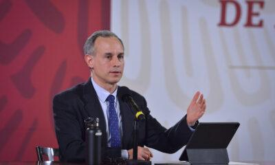 López-Gatell vuelve a criticar amarillismo de medios