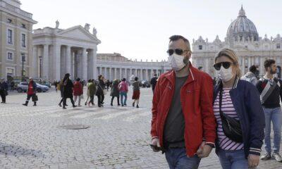 Italia supera el millón de contagios por Covid-19