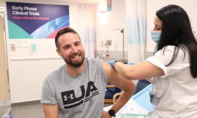 Israel inicia pruebas en humanos de vacuna contra Covid-19
