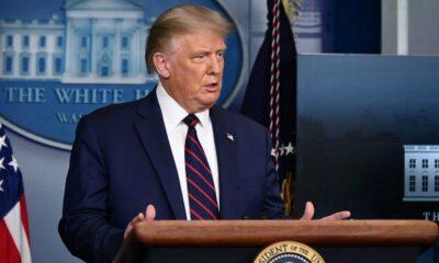 Trump asegura avance récord de su gobierno en vacunas vs Covid-19