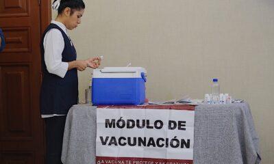 Gobierno de CDMX aplicó 40% de las vacunas contra influenza en la capital